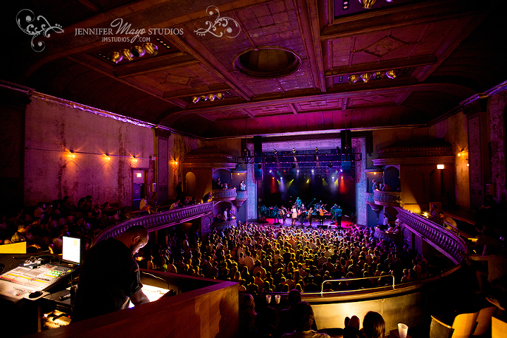 The Oh Hellos concert, Chicago, Thalia Hall