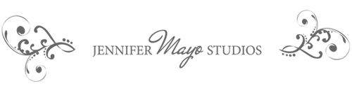 Southwest Michigan Wedding Photographer | Jennifer Mayo Studios blog logo